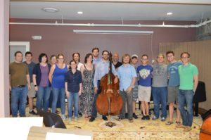 Orchestral Bowing Workshop 2016